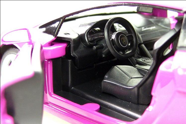 Lamborghini 560-4 Purple 7