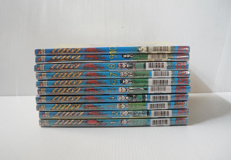 โกโต้ ประธานเลือดเดือด 10 เล่มจบ / Hajime Kazu