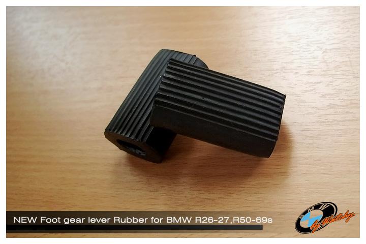 ยางหุ้มคันเกียร์ ของใหม่ สำหรับ BMW R26-R69s