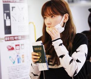 Preorder แจ็คเก็ต SHARK Taeyeon แทยอน SNSD