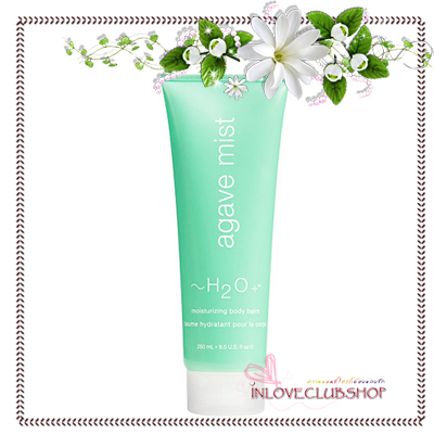 H2O Plus / Moisturizing Body Balm 240 ml. (Agave Mist)