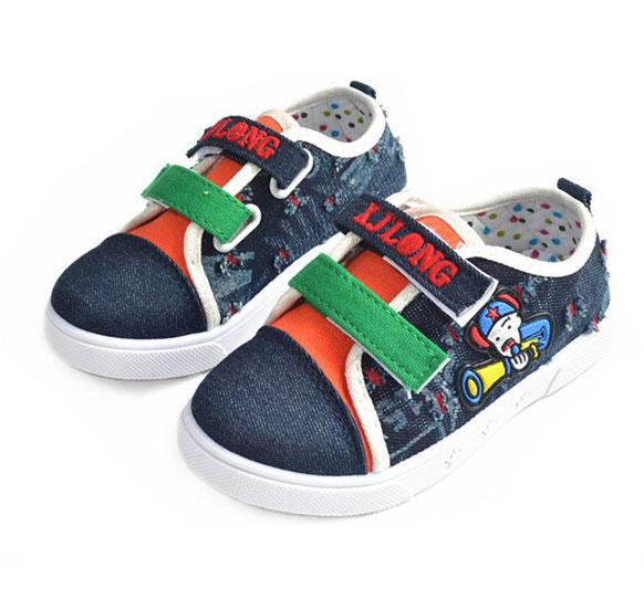 รองเท้าเด็ก คัชชูยีนเท่ห์ๆ วัย 2-5 ปี size 27 - 30