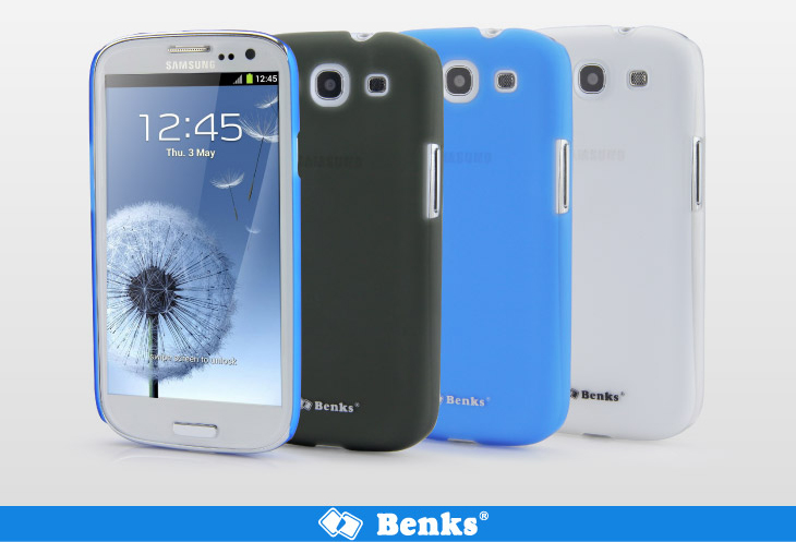 Case Benks Magic Cookies Series for Samsung Galaxy S3