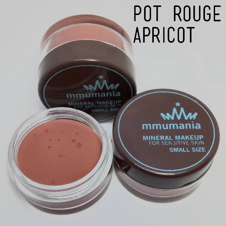Limited หมดแล้วหมดเลย MMUMANIA Pot Rouge : สี Apricot ลิปสติกเนื้อแมท สีส้มนู้ด นู้ดแจ่มทนจริง