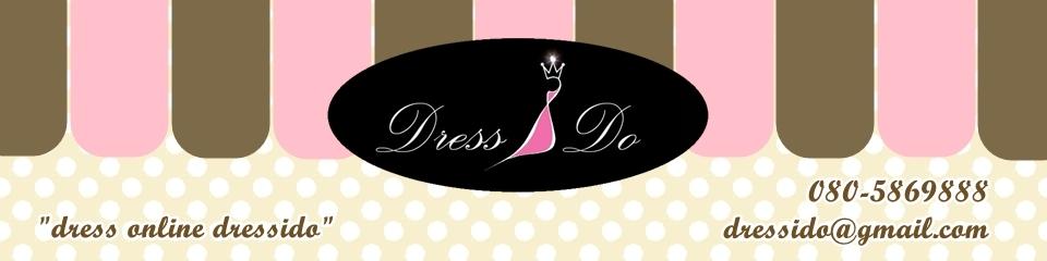 dressido.com เดรสไอดู เดรส ชุดแซก ชุดราตรี เดรสออกงาน