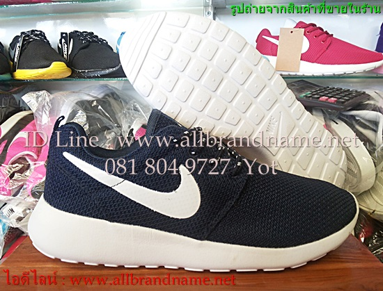 รองเท้าไนกี้ โรชรัน เกรดA ราคาถูก ไซส์ 40-45 สีกรม