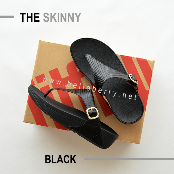 FitFlop The Skinny : Black : Size US 6 / EU 37