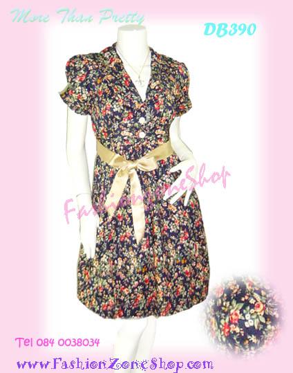 <สวยมากๆ เชียร์ค่ะ >DB390 Floral Blossom ใหม่! แซคแขนตุ๊กตาขอบแขนระบายๆ ผ้าคอตตอนเนื้อดี ลายดอกไม้หลากสี ปกระบาย ผูกโบผ้าซาตินสีทอง สวยหรูมาก