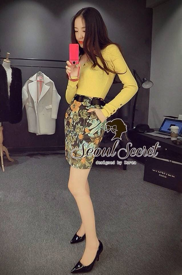 Korea Lady Chic Set by Seoul Secret