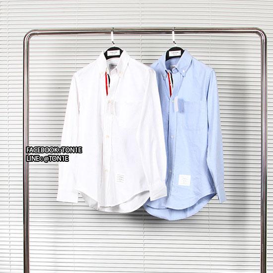 เสื้อเชิ้ตThom Browne Oxford Shirt มี2แบบสำหรับชาย-หญิง