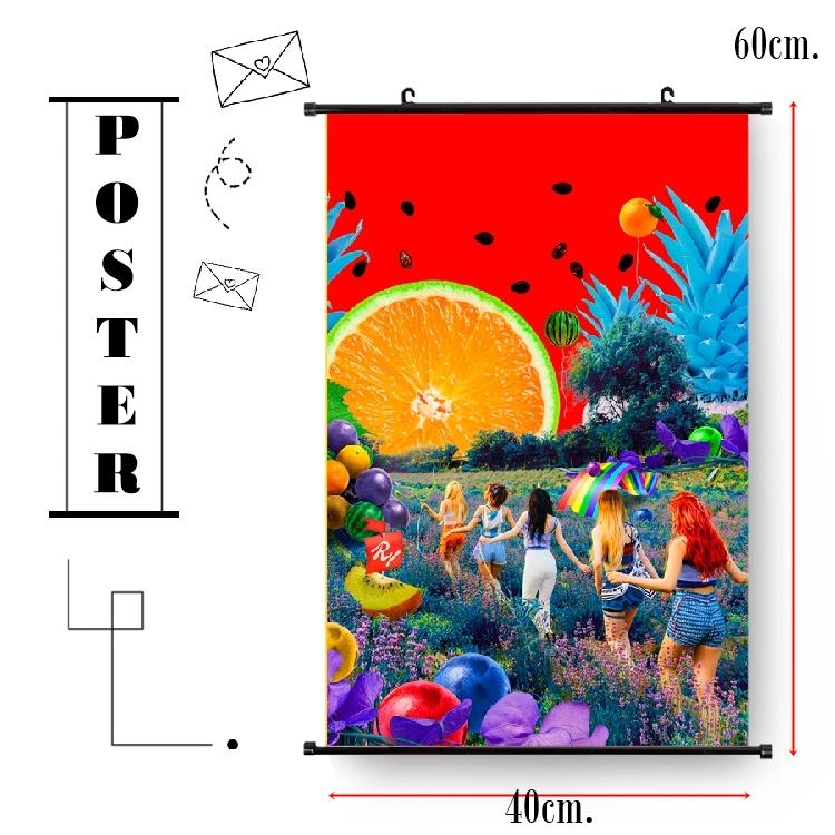 โปสเตอร์ Red Velvet The Red Summer