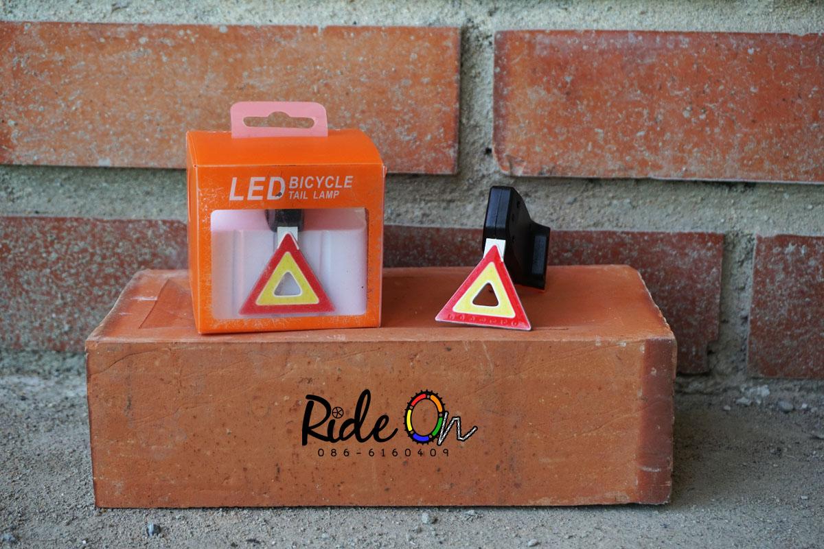 ไฟท้าย Tail Light LED - สามเหลี่ยม