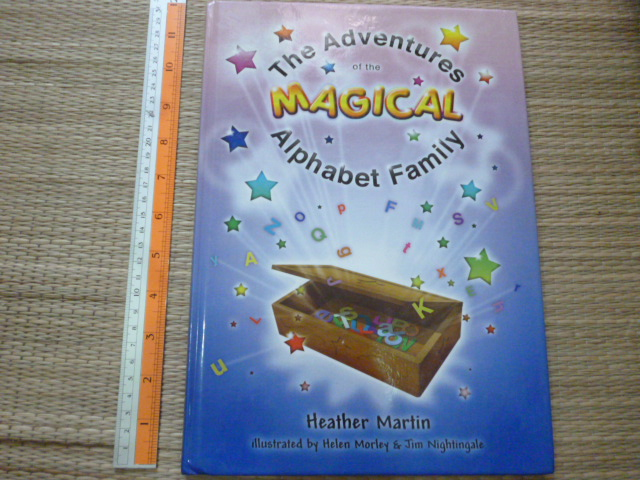 The Adventures of the Magical Alphabet Family