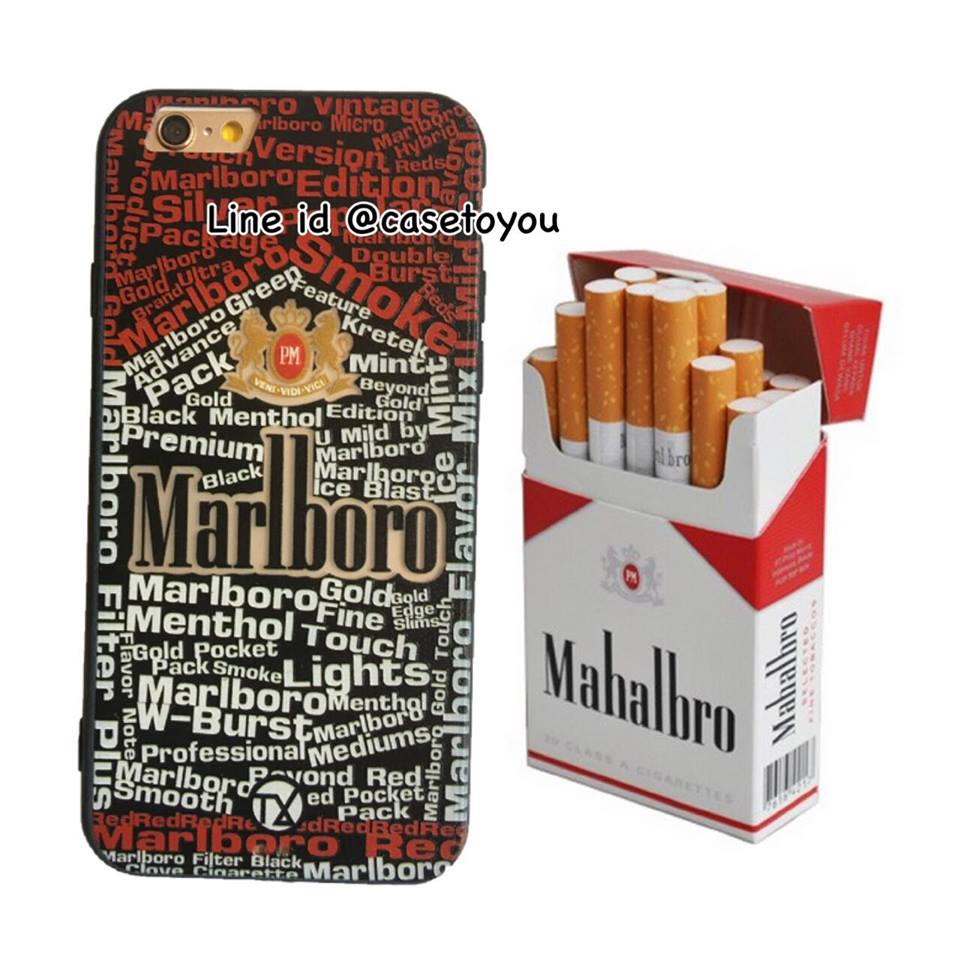 Marlboro iPhone 5/5S/SE