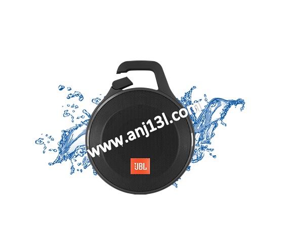 JBL Clip+ Splashproof Speaker ultra-light, ultra-rugged and ultra-powerful ( Black !!)