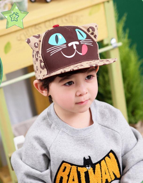 หมวกสีน้ำตาล