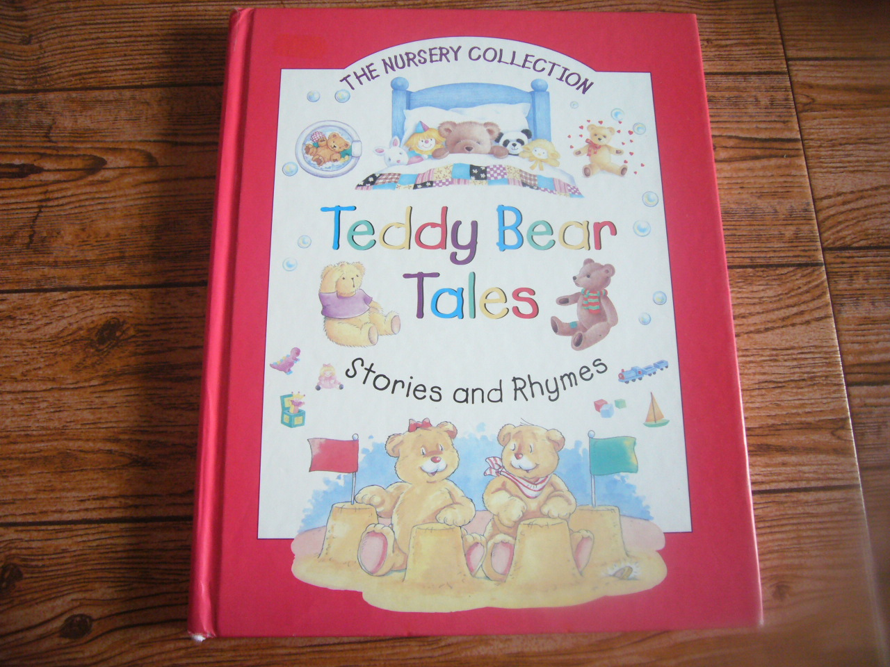 Teddy Bear Tales: Stories and Rhymes