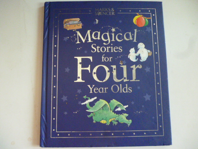 Magical Stories For FOUR Year Olds