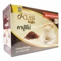 Vivi J-Class Coffee วีวี่ คาปูชิโน่ กาแฟลดน้ำหนัก