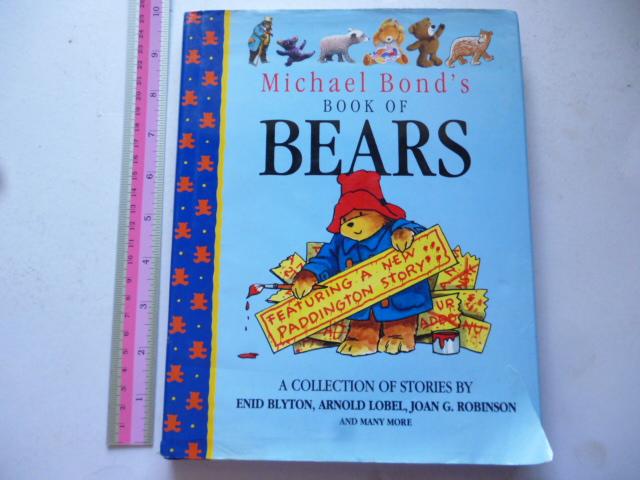 Michael Bond's Book of Bears