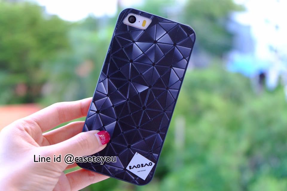 ISSEY MIYAKE BAOBAO Black iPhone 5/5S/SE