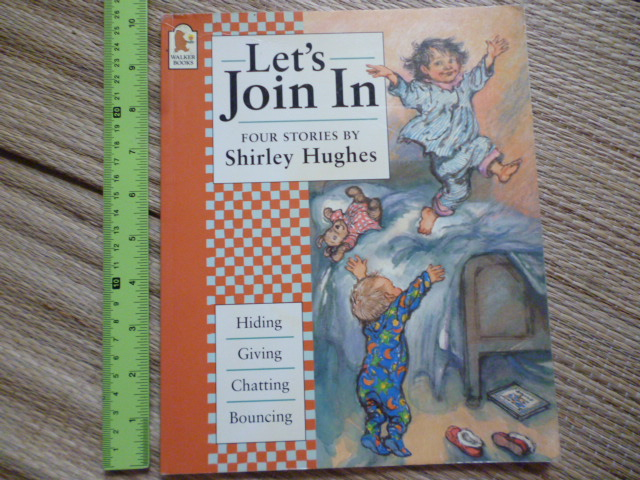 Let's Join In/ Four Stories By Shirley Hughes (Paperback)