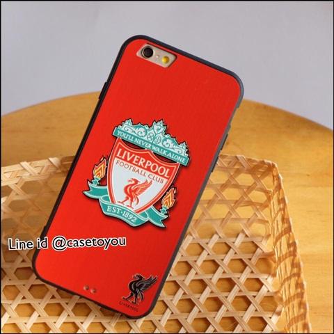 เคสฟุตบอลทีม Liverpool #03 iPhone 6/6S