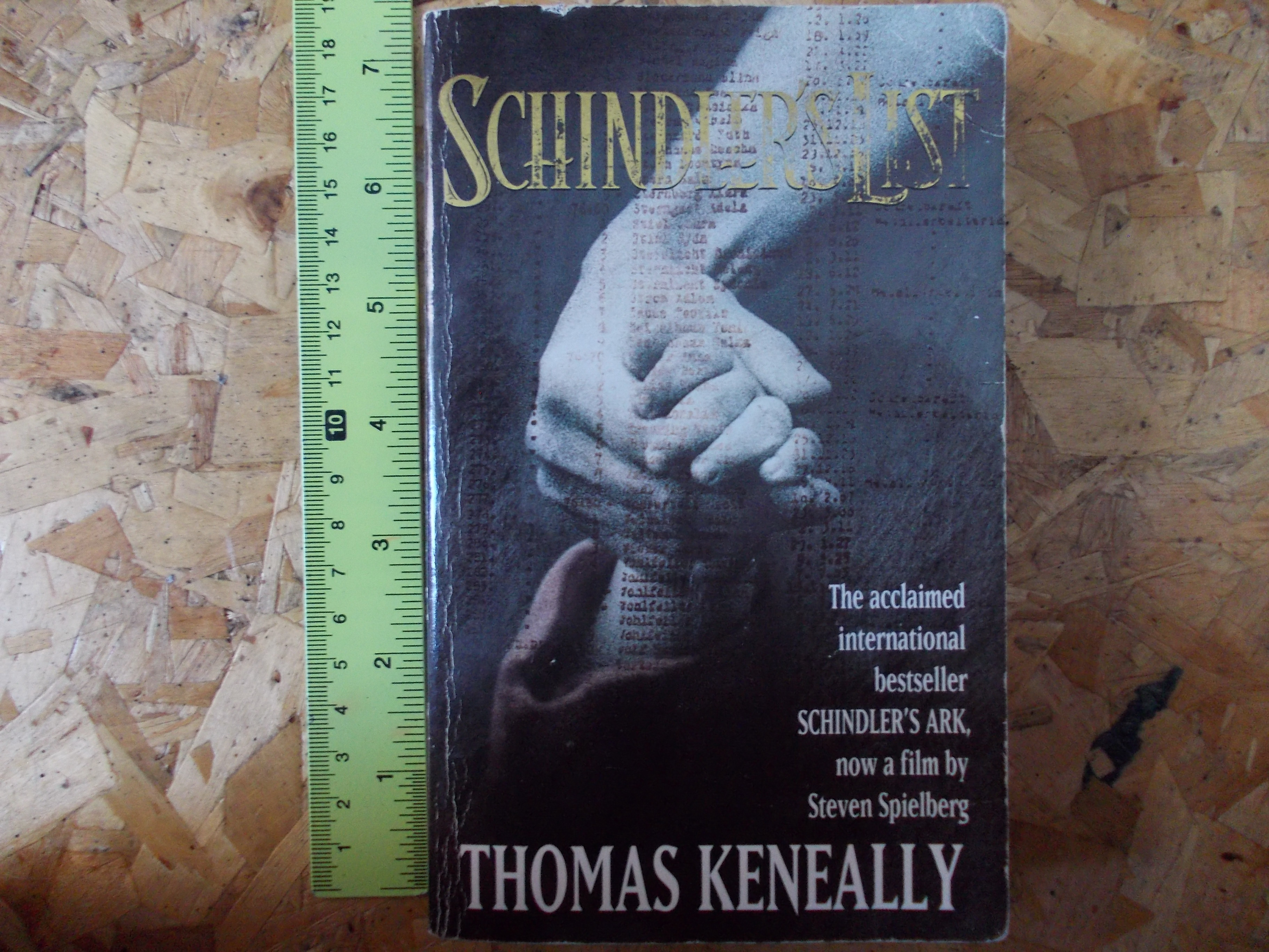 Schindler's List (By Thomas Keneally)