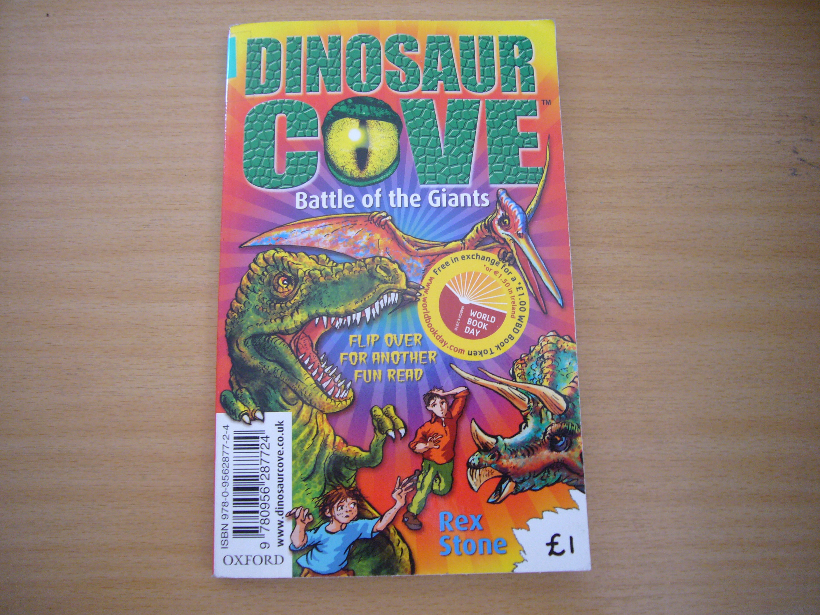 Dinosaur Cove : Battle of the Giants + Valley of Terrors