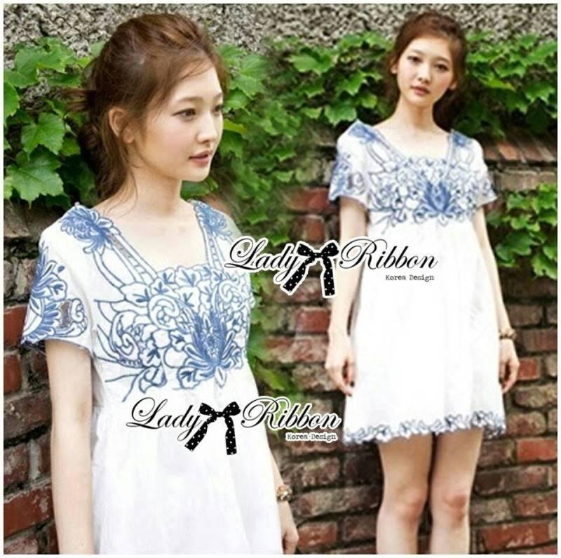Chilling Bohemian mini dress L142-55A13