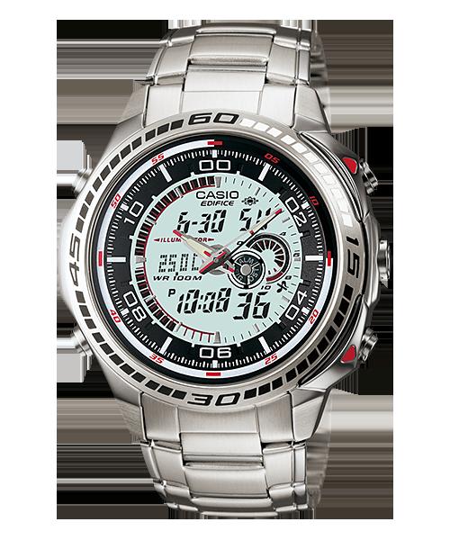นาฬิกาข้อมือ CASIO EDIFICE ANALOG-DIGITAL รุ่น EFA-121D-7AV