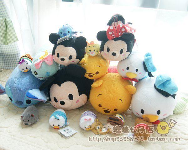 ตุ๊กตา Disney Tsum Tsum ขนาด 60 cm