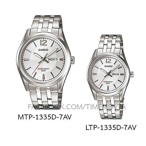 Casio MTP-1335D-7AV+LTP-1335D-7AV