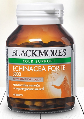 Blackmores Echinacea Forte 3000mg 60tab