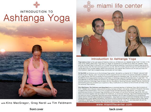Kino MacGregor-Introduction to Ashtanga Yoga - Kino MacGregor and Greg Nard