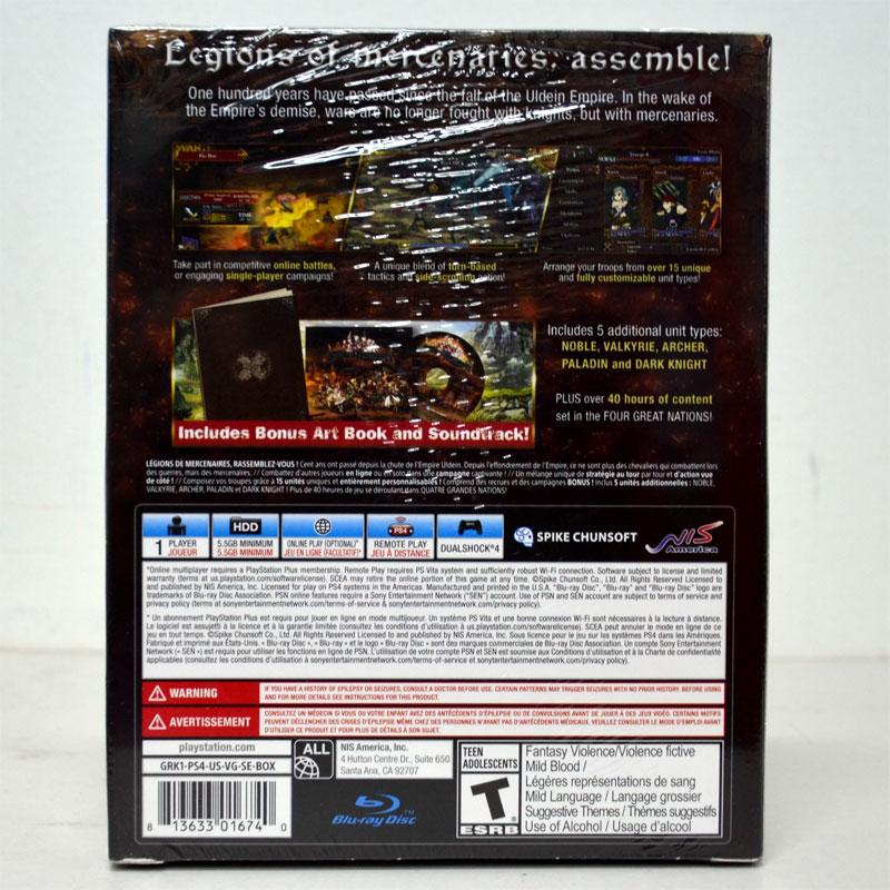 PS4™ Grand Kingdom( มี zone 2 eu eng)
