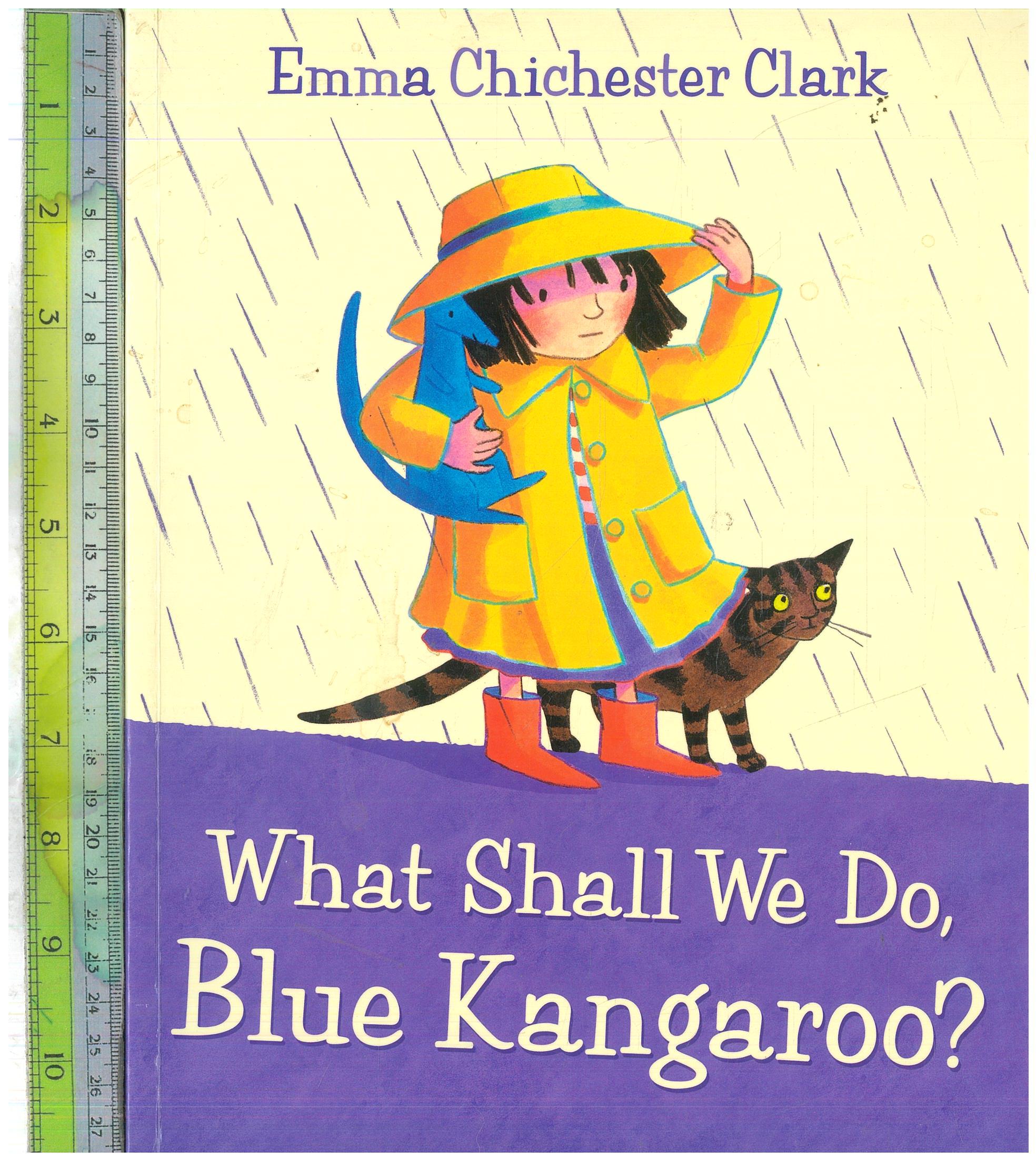 Shall we do,Blue Kangaroo