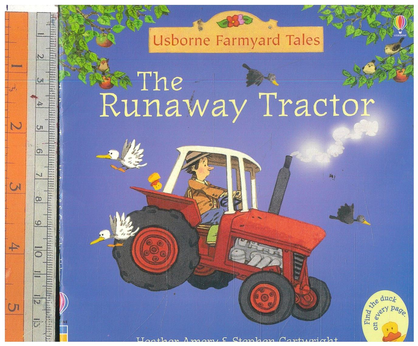 Runaway Tractor