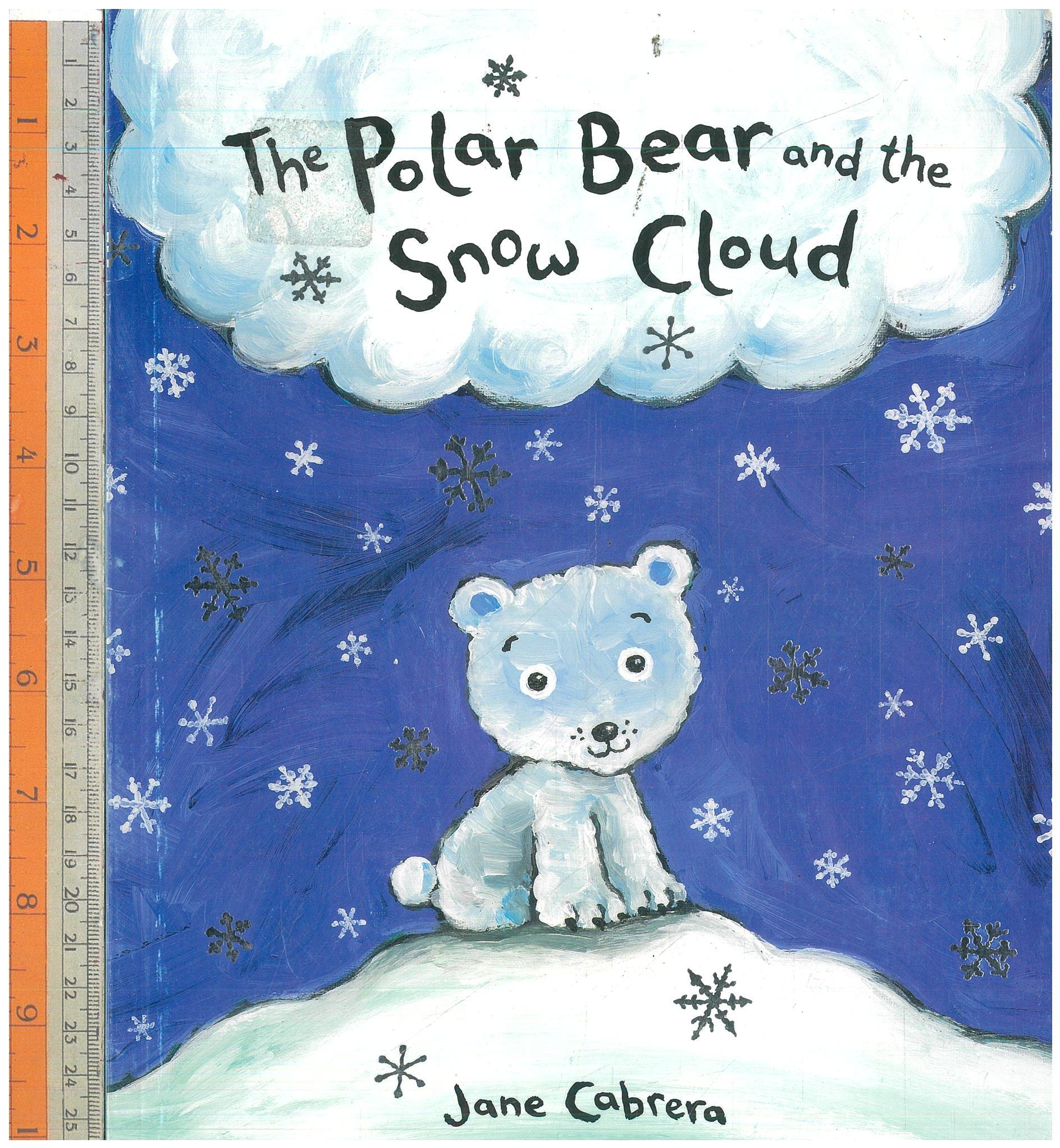 Polar Bear and the Snow Cloud