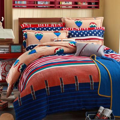 ชุดผ้าปูที่นอนสไตล์โมเดิล