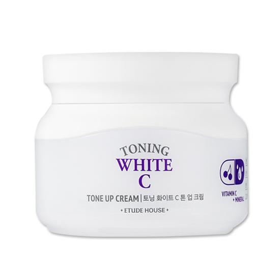 Etude House Toning White C Toning Up Cream 60ml.