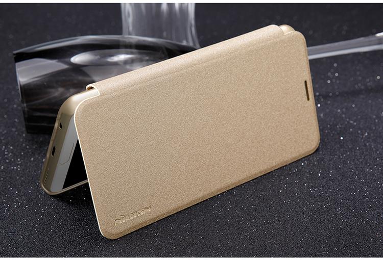 เคสมือถือ Huawei Honor V10 รุ่น Sparkle Leather Case