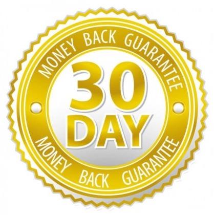 รับประกันคืนเงินใน 30 วัน