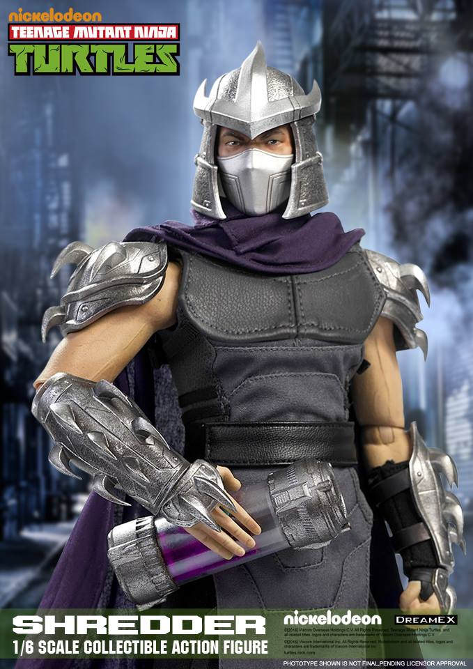 DreamEX 1/6th Ninja Turtles - Shredder