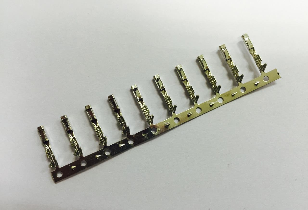 DuPont plug terminal core จำนวน 10 ตัว