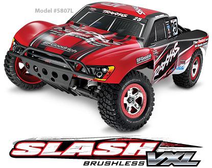 Slash VXL 2WD Brushless Short Course#58076-1