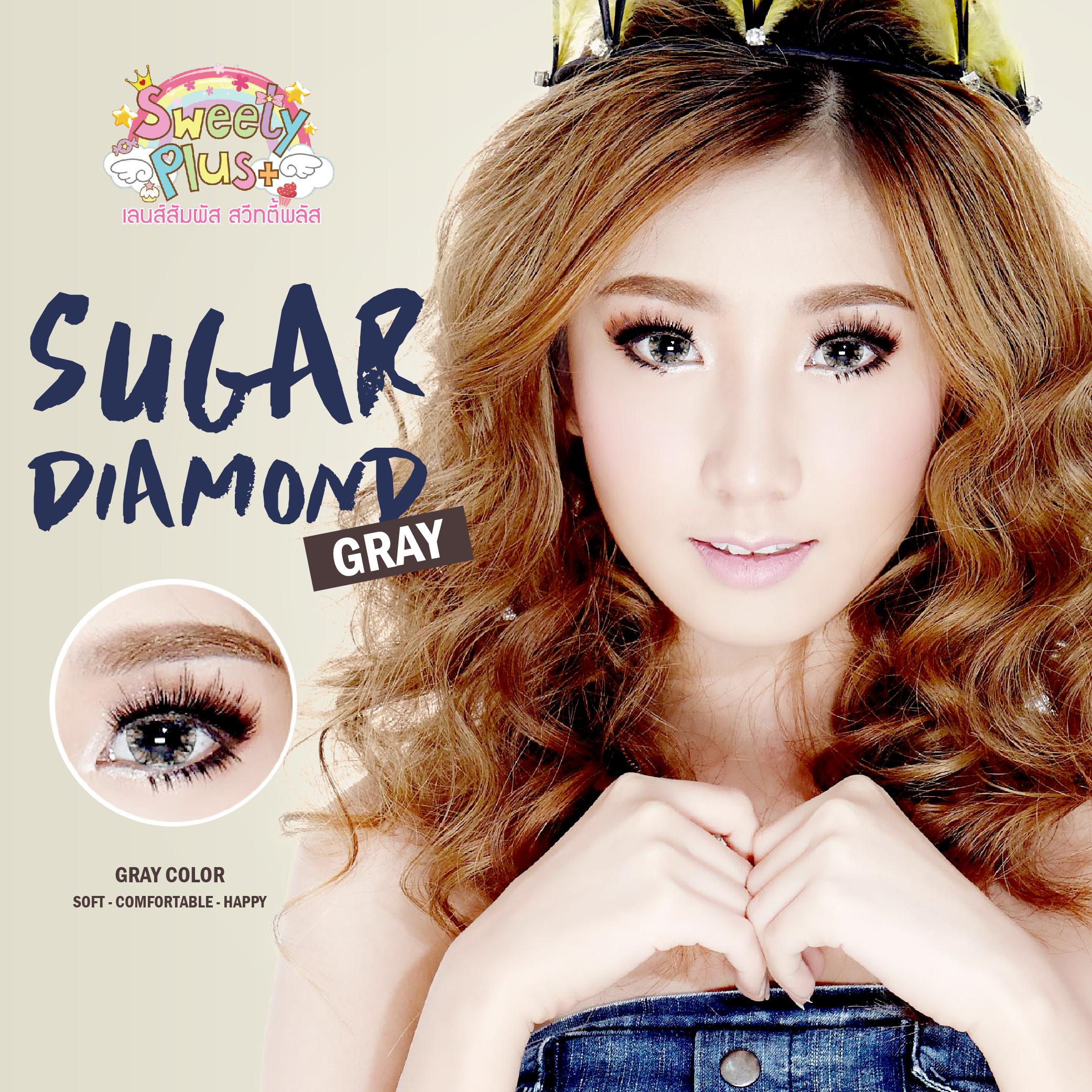 Sugar Diamond - gray