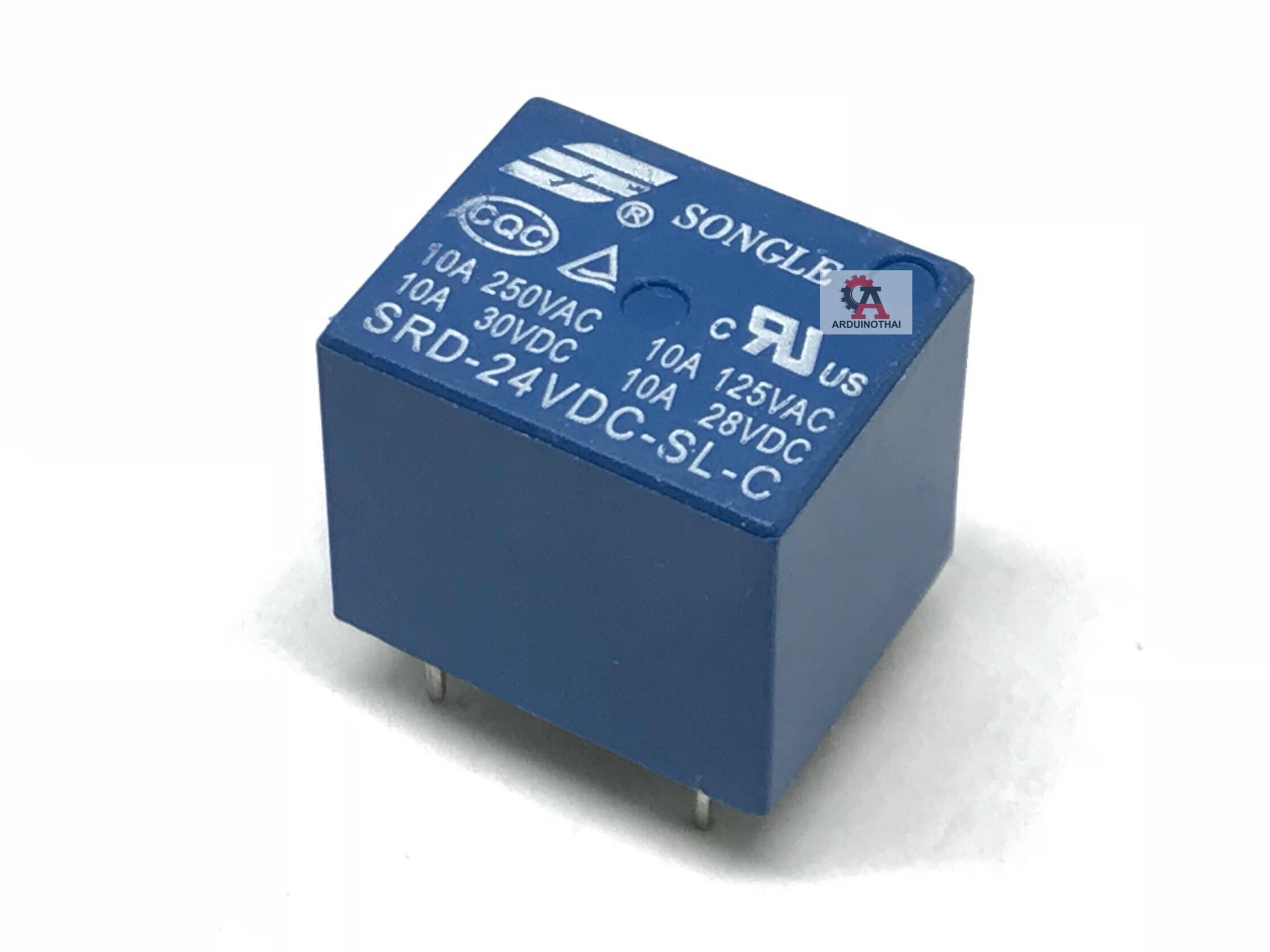 24VDC SONGLE Power Relay