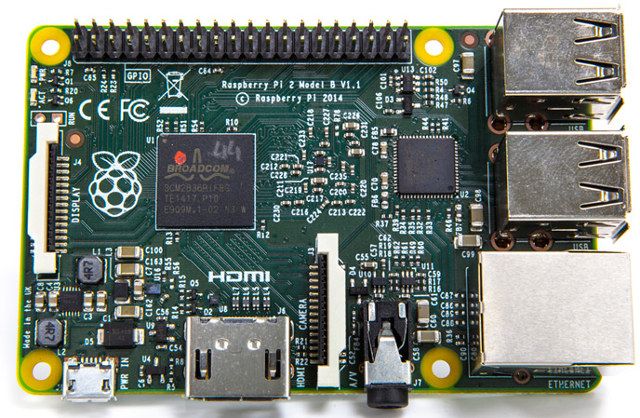 Raspberry Pi 2 Model B (Made in UK)