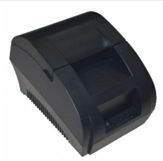 เครื่องพิมพ์สลิป เครื่องพิมพ์ใบเสร็จ แบบย่อ ราคาถูก